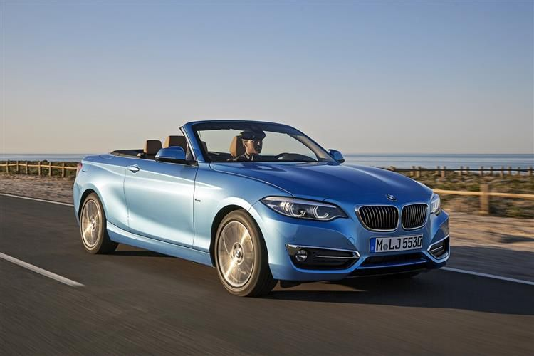BMW 2 Series 220 Convertible 2.0 i 184PS Sport 2Dr Auto [Start Stop]