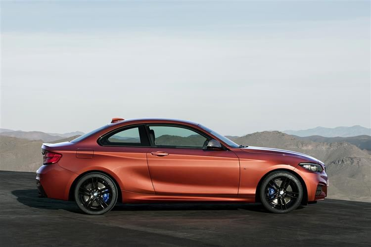 BMW 2 Series 218 Coupe 2.0 d 150PS Sport 2Dr Auto [Start Stop]