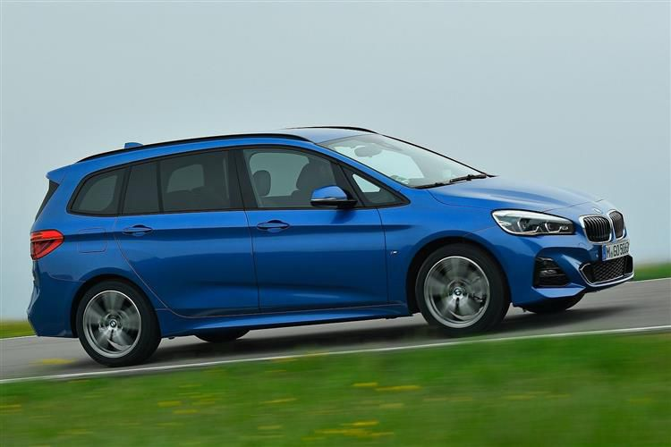BMW 2 Series Tourer 216 Gran Tourer 1.5 d 116PS Luxury 5Dr Manual [Start Stop] [Tech II]
