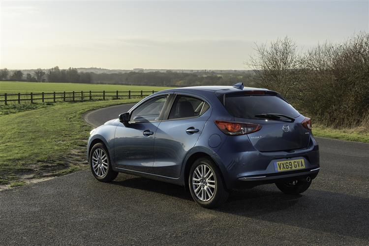 Mazda Mazda2 Hatch 5Dr 1.5 SKYACTIV-G MHEV 90PS SE-L Nav 5Dr Manual [Start Stop]
