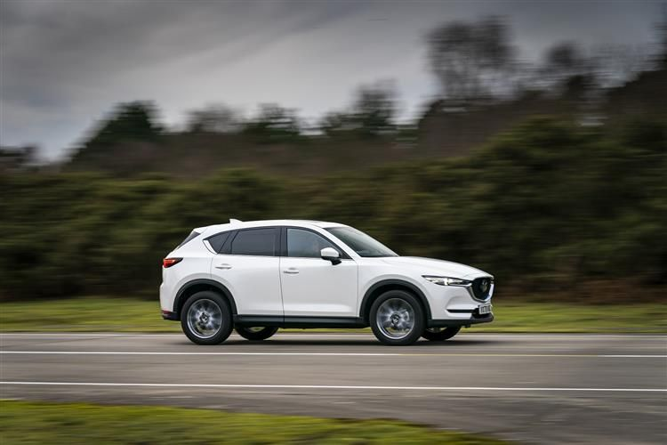 Mazda CX-5 SUV 4wd 2.2 SKYACTIV-D 184PS GT Sport 5Dr Auto [Start Stop]