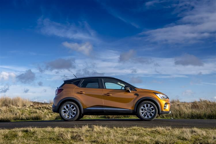 Renault Captur SUV 1.0 TCe 90PS Iconic 5Dr Manual [Start Stop]