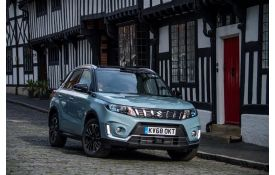 Suzuki Vitara SUV car leasing